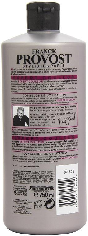 Farbschutz-Shampoo für coloriertes Haar - Franck Provost Paris Expert Couleur Shampoo — Bild N2