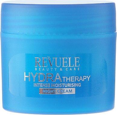 Intensiv feuchtigkeitsspendende Nachtcreme - Revuele Hydra Therapy Intense Moisturising Night Cream — Bild N2