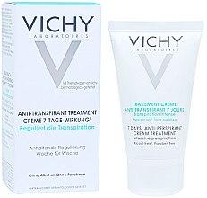 Düfte, Parfümerie und Kosmetik Deo-Creme Antitranspirant mit 7-Tage-Wirkung - Vichy 7 Day