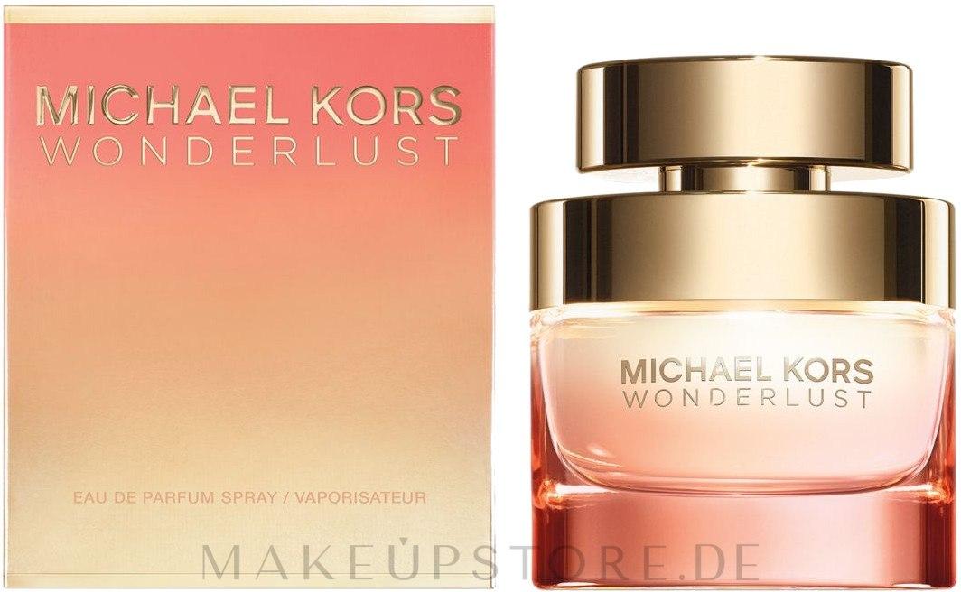 Michael Kors Wonderlust - Eau de Parfum — Bild 50 ml