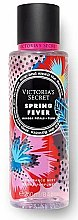 Düfte, Parfümerie und Kosmetik Parfümiertes Körperspray - Victoria's Secret Spring Fever Fragrance Mist