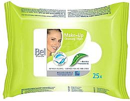 Düfte, Parfümerie und Kosmetik Feuchte Make-up Gesichtstücher mit Aloe Vera - Bel Premium Cosmetic Napkins