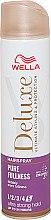 Düfte, Parfümerie und Kosmetik Haarspray Ultra starker Halt - Wella Deluxe Pure Fullness Ultra Strong Hold