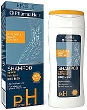 Düfte, Parfümerie und Kosmetik Kräftigendes und stimulierendes Shampoo für Männer - Revuele Pharma Hair Shampoo