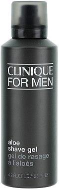 Rasiergel mit Aloe - Clinique For Men Aloe Shave Gel — Bild N1