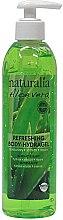 Düfte, Parfümerie und Kosmetik Erfrischendes Körpergel mit Aloe Vera - Naturalia Aloe Vera Refreshing Body-Hydragel