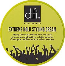 Düfte, Parfümerie und Kosmetik Haarstylingcreme mit starkem Halt und natürlichem Glanz - D:fi Extreme Hold Styling Cream