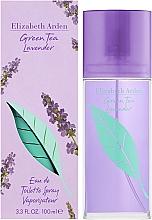 Elizabeth Arden Green Tea Lavender - Eau de Toilette — Bild N2
