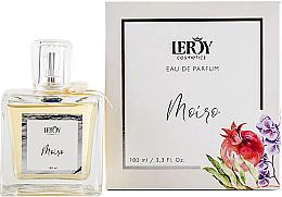 Düfte, Parfümerie und Kosmetik Leroy Cosmetics Moiro - Eau de Parfum
