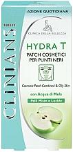 Düfte, Parfümerie und Kosmetik Aufhellende Gesichtspatches - Clinians Hydra T Pach C Punti Neri Clinians