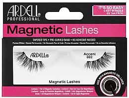 Düfte, Parfümerie und Kosmetik Magnetische Wimpern 002 - Ardell Magnetic Lashes Accent 002