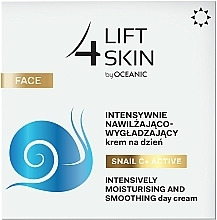 Düfte, Parfümerie und Kosmetik Intensiv feuchtigkeitsspendende und glättende Tagescreme - Lift4Skin Snail C+ Day Cream