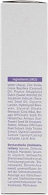 Wundschutzcreme mit weißer Malve für hochsensible bis neurodermitische Haut - Weleda Weisse Malve Babycreme — Bild N3