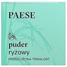 Düfte, Parfümerie und Kosmetik Loser Reispuder für das Gesicht - Paese Rice Powder