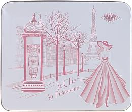 Düfte, Parfümerie und Kosmetik Körperpflegeset - Institut Karite So Chic So Parisienne Set (Seife 100g + Seife 27g + Handcreme 30ml + Körperbutter 10ml)