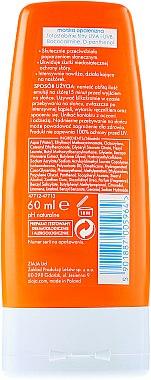 Sonnenschutzcreme für empfindliche Haut SPF 25 - Ziaja Body Cream — Bild N2