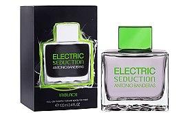 Düfte, Parfümerie und Kosmetik Antonio Banderas Electric Seduction In Black For Men - Eau de Toilette