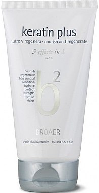 Shampoo - Broaer B2 Keratin Plus Nourish And Regenerate Shampoo — Bild N1