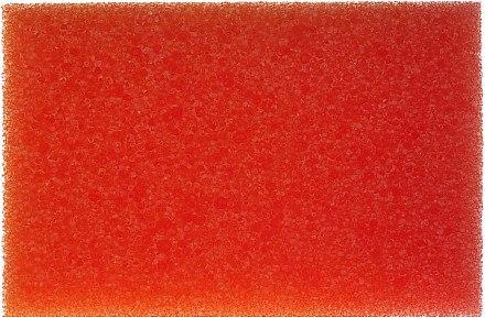 Badeschwamm 6020 orange - Donegal Cellulose Sponge — Bild N1