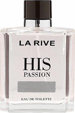 La Rive His Passion - Duftset (Eau de Toilette/100ml + Deodorant/150ml) — Bild N3