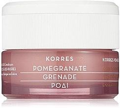 Düfte, Parfümerie und Kosmetik Feuchtigkeitsspendendes Gesichtscreme-Gel mit Granatapfel - Korres Pomegranate Moisturising & Balancing Cream-Gel Oily-Combination Skin