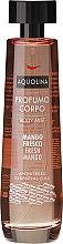 Düfte, Parfümerie und Kosmetik Körpernebel mit Mangoduft - Aquolina Profumo Corpo Fresh Mango