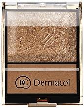 Düfte, Parfümerie und Kosmetik Palette mit Bronzepuder - Dermacol Bronzing Palette