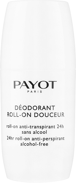 Aufweichendes Deo Roll-on - Payot Le Corps Deodorant Ultra Douceur Alcohol Free Roll On Deodorant — Bild N2