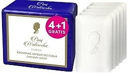 Düfte, Parfümerie und Kosmetik Cremeseife für den Körper - Pani Walewska Classic Creamy Soap