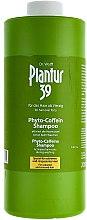 Düfte, Parfümerie und Kosmetik Phyto-Coffein-Shampoo gegen Haarausfall für coloriertes und strapaziertes Haar - Plantur Nutri Coffein Shampoo