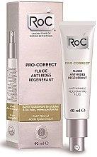 Düfte, Parfümerie und Kosmetik Verjüngendes Anti-Falten Gesichtsfluid - RoC Pro-Correct Anti-Wrinkle Rejuvenating Fluid