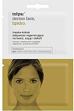 Düfte, Parfümerie und Kosmetik Pflegende Gesichtsmaske - Tolpa Dermo Face Lipidro Face Mask