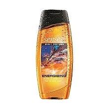 Düfte, Parfümerie und Kosmetik 2in1 Shampoo & Duschgel - Avon Senses Energising Hair & Body Wash