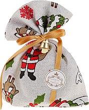 Düfte, Parfümerie und Kosmetik Weihnachtliches Duftsäckchen mit Naturseife Jasmin - Essencias De Portugal Cristmas Tradition Charm Air Freshener
