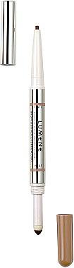 Augenbrauenstift - Lumene Nordic Noir Brow Definer — Bild N2