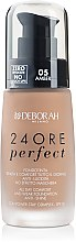 Düfte, Parfümerie und Kosmetik Langlebige Foundation - Deborah 24Ore Perfect Foundation