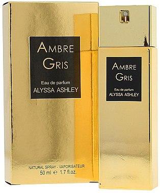 Alyssa Ashley Ambre Gris - Eau de Parfum — Bild N2