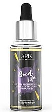 Düfte, Parfümerie und Kosmetik Konzentriertes Nagel- und Nagelhautöl mit Vitamin E - Apis Good Life Regenerating Oil For Cuticles & Nails