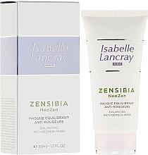 Düfte, Parfümerie und Kosmetik Ausgleichende Gesichtsmaske gegen Rötungen - Isabelle Lancray Zensibia Neozen Balancing Anti Redness Mask