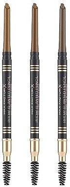 Automatischer Augenbrauenstift mit Bürste - Max Factor Brow Slanted Pencil Blond — Bild N4