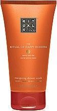 Düfte, Parfümerie und Kosmetik Mildes Duschpeeling mit Süßorange und Zeder - Rituals The Ritual of Happy Buddha Shower Scrub