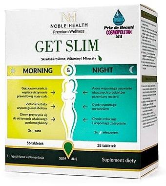 Abnehmtabletten - Noble Health Get Slim — Bild N1