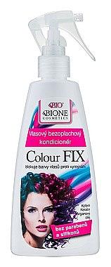 Conditioner für gefärbtes Haar ohne Ausspülen - Bione Cosmetics Colour Fix Leave-In Conditioner — Bild N1