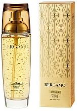 Düfte, Parfümerie und Kosmetik Anti-Aging Gesichtsserum mit 24K Goldpartikeln - Bergamo 24K Gold Brilliant Essence