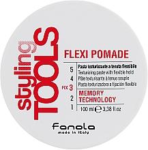 Düfte, Parfümerie und Kosmetik Modellierende Haarpaste Flexibler Halt - Fanola Styling Tools Working Wax Shaping Paste