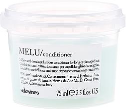 Conditioner für langes und strapaziertes Haar - Davines Melu Conditioner Anti-Rottura Lucidante — Bild N1