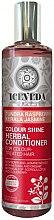 Düfte, Parfümerie und Kosmetik Haarspülung - Natura Siberica Iceveda Tundra Raspberry&Kerala Jasmine Color Shine Herbal Conditioner