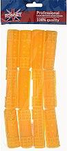 Düfte, Parfümerie und Kosmetik Lockenwickler 20/65 mm gelb - Ronney Hollow Magntic Rollers