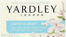 Düfte, Parfümerie und Kosmetik Kosmetische Seife mit Jasmin und Perlmutt - Yardley London Jasmine Pearl Bar Soap