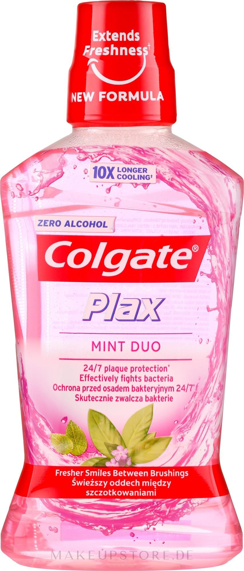 Mundwasser - Colgate Mint Duo — Bild 500 ml
